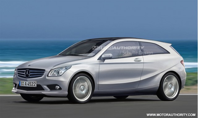 first b class now mercedes benz a class in line to get amg treatment. Black Bedroom Furniture Sets. Home Design Ideas
