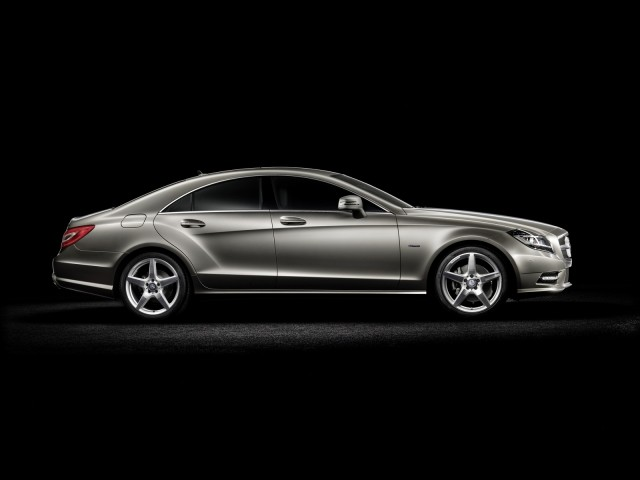 < Back to 2012 Mercedes-Benz CLS-Class Preview