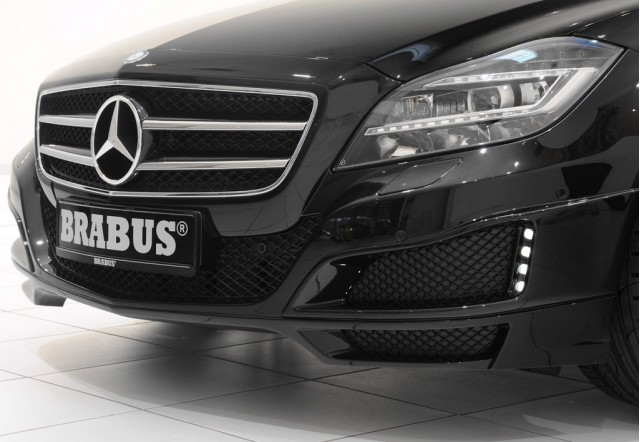 2012 Mercedes-Benz CLS by Brabus #7598819