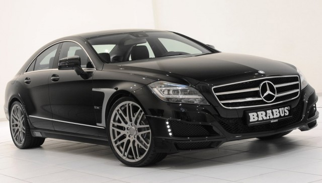 2012 Mercedes-Benz CLS by Brabus #7280557