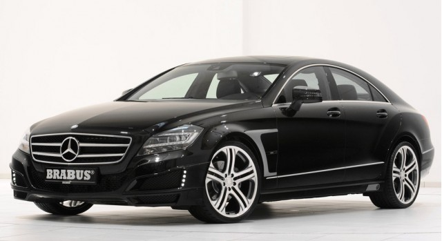 2012 Mercedes-Benz CLS by Brabus #9738330