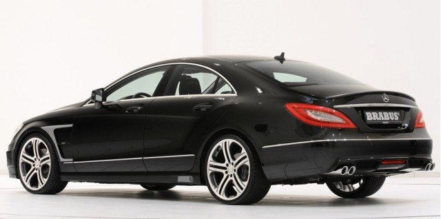 2012 Mercedes-Benz CLS by Brabus #9748034
