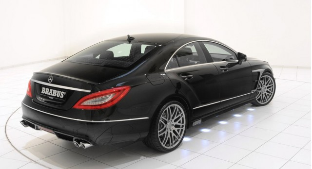 2012 Mercedes-Benz CLS by Brabus #7637351