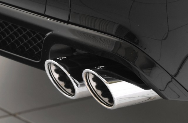 2012 Mercedes-Benz CLS by Brabus #8709417