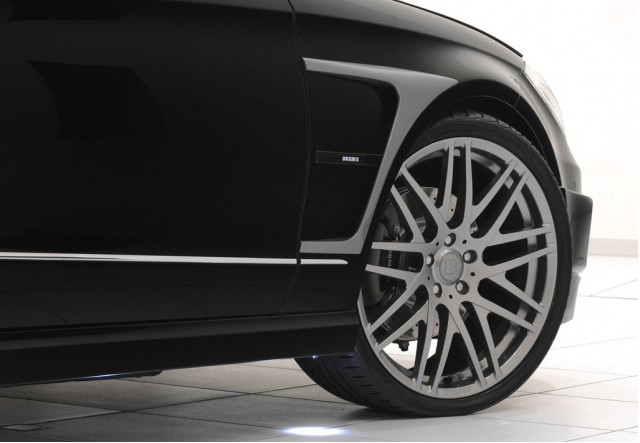 2012 Mercedes-Benz CLS by Brabus #8396298
