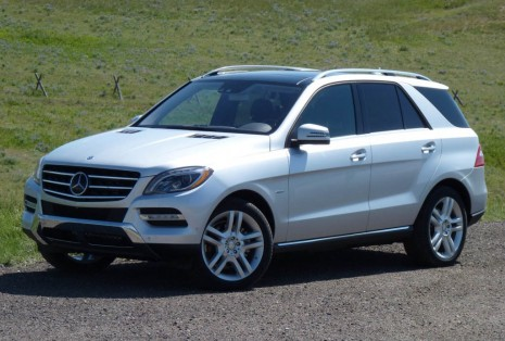 2012 mercedes benz ml350 bluetec diesel priced right. Black Bedroom Furniture Sets. Home Design Ideas