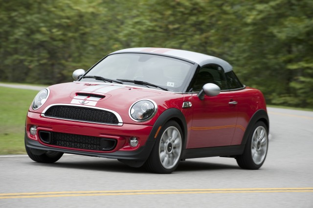 Mini Coupe And Roadster Going Away To Make Room For New Sports Car