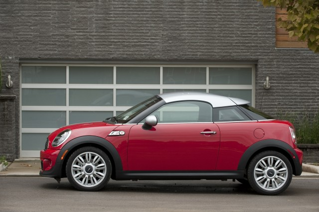 mini coupe roadster paceman likely to get the cut in model range downsize. Black Bedroom Furniture Sets. Home Design Ideas