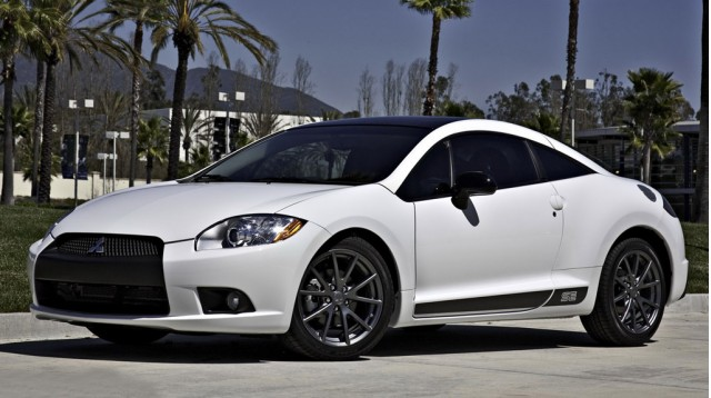 2012 mitsubishi eclipse review ratings specs prices and photos the car connection. Black Bedroom Furniture Sets. Home Design Ideas