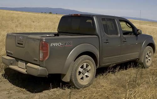image 2012 nissan frontier pro 4x size 500 x 315 type. Black Bedroom Furniture Sets. Home Design Ideas
