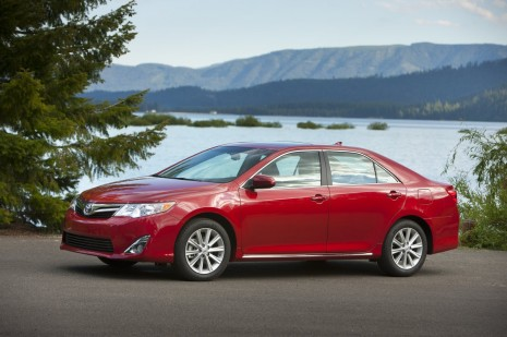 2012 toyota camry most american car. Black Bedroom Furniture Sets. Home Design Ideas