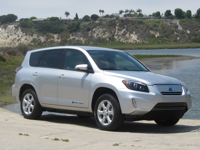 new and used toyota rav4 ev for sale the car connection. Black Bedroom Furniture Sets. Home Design Ideas