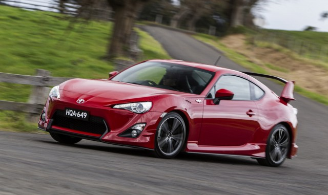 Poor Sales Of Toyota GT 86/Scion FR-S Likely To Rule Out ...