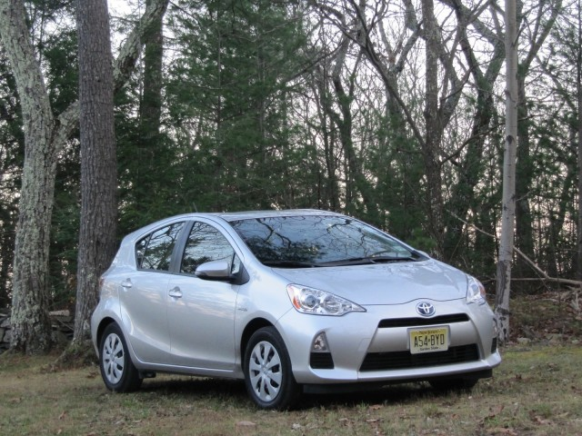 toyota announces 2013 pricing for prius c camry hybrid. Black Bedroom Furniture Sets. Home Design Ideas