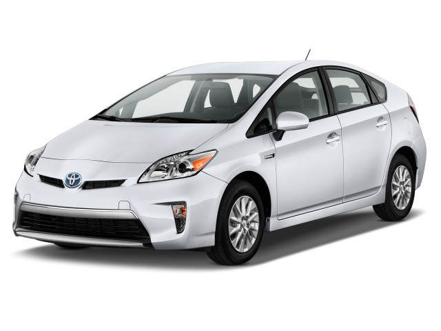 Locate Toyota Prius Plug In Listings Near You