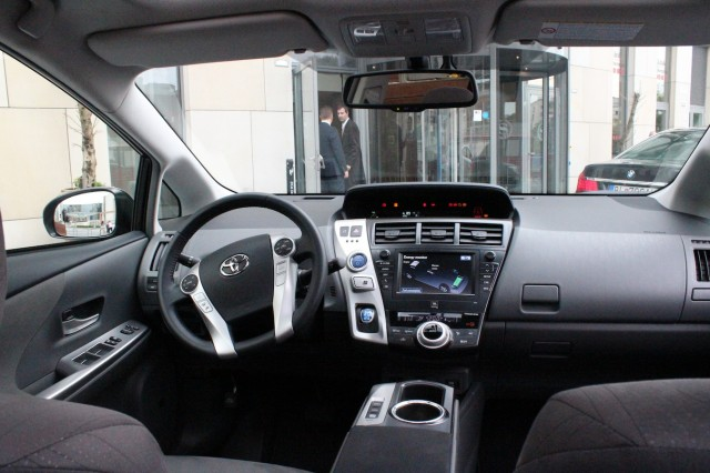2012 toyota prius v in an alternative world it has 7. Black Bedroom Furniture Sets. Home Design Ideas