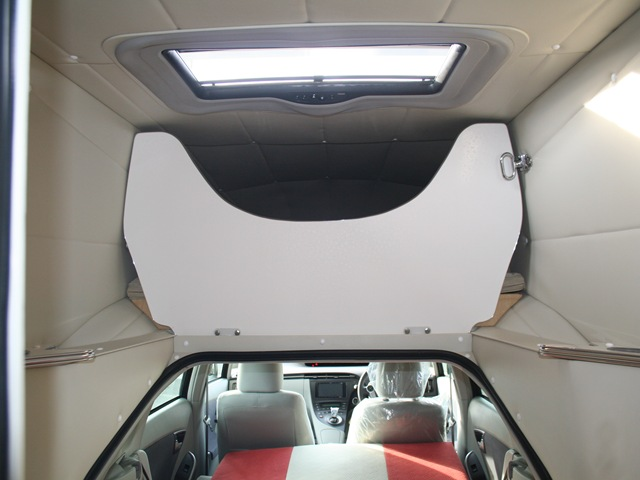 2012 toyota prius relax cabin for Prius relax in cabina