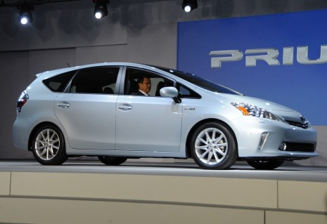 toyota prius V 2012 tax credit | Workers Blog