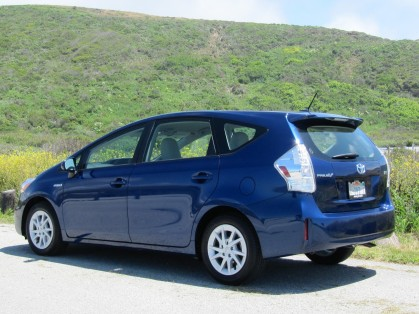 2017 Toyota Prius V Station Wagon Half Moon Bay Ca May