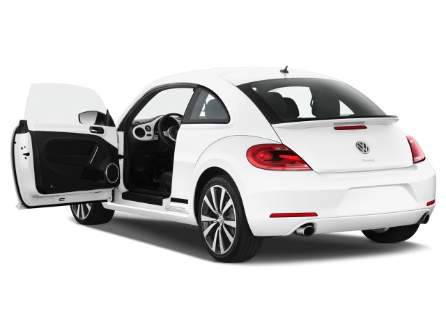 2012 Volkswagen Beetle Turbo - Driven #7934704