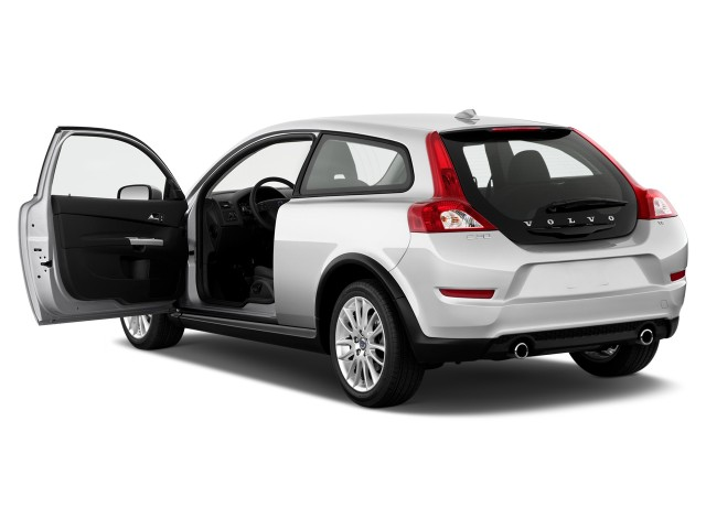 Volvo C30 Battery Electric Vehicle, shown at 2010 Detroit Auto Show #9095101
