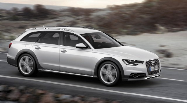 2013 Audi A6 Allroad Revealed, U.S. Launch A Possibility, Gallery 1 ...