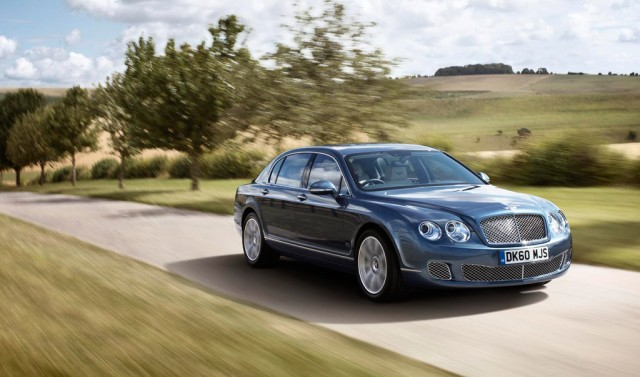 2013 bentley continental flying spur pictures photos gallery green car reports. Black Bedroom Furniture Sets. Home Design Ideas