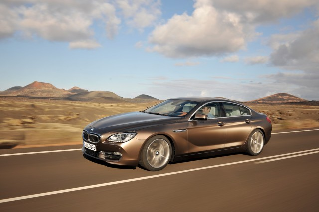 2013 bmw 6 series gran coupe priced from 76 895. Black Bedroom Furniture Sets. Home Design Ideas