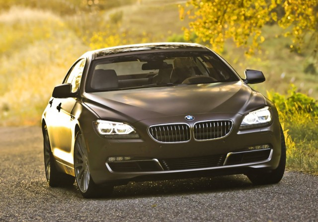 2013 BMW 6-Series Gran Coupe #8256823