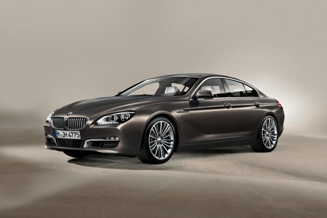 2013 BMW 6-Series Gran Coupe #8969979