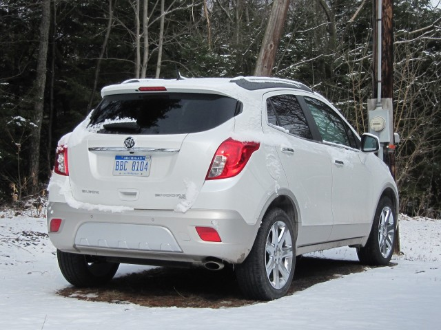 2013 buick encore subcompact luxury crossover drive report. Black Bedroom Furniture Sets. Home Design Ideas