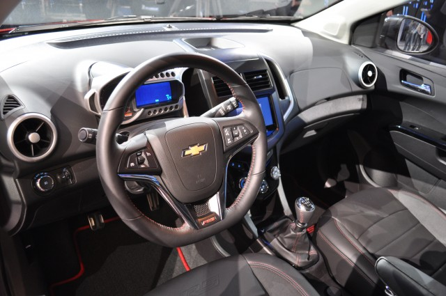 2013 Chevrolet Sonic RS #7891318