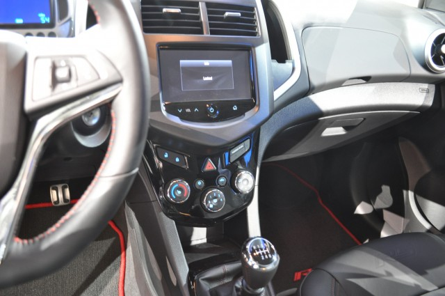 2013 Chevrolet Sonic RS #9750436