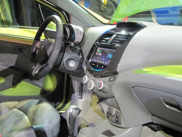 2013 Chevrolet Spark: New Details, Live Pics From The L.A. Auto Show, Gallery 1.