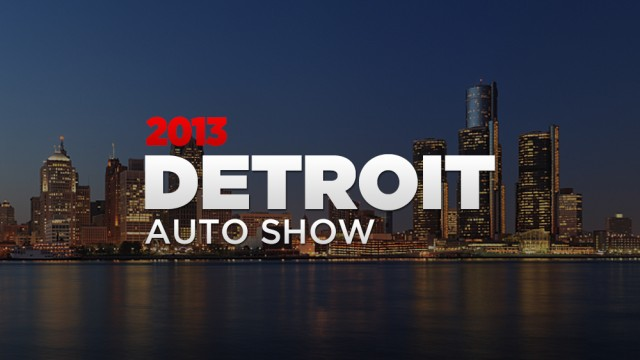 10 the newest cars of Detroit Auto Show