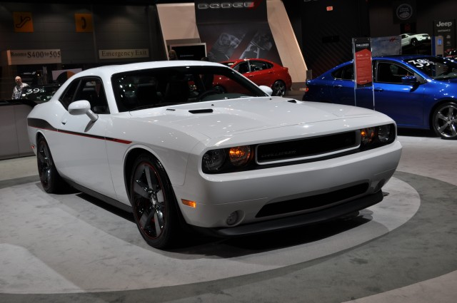 2013 Dodge Challenger R/T Redline: Chicago Auto Show Preview & Live
