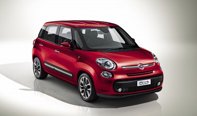 2013 Fiat 500l To Debut At 2012 Geneva Motor Show