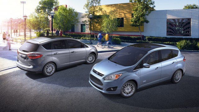 Ford C-Max Energi Hybrid 2013 Wallpaper