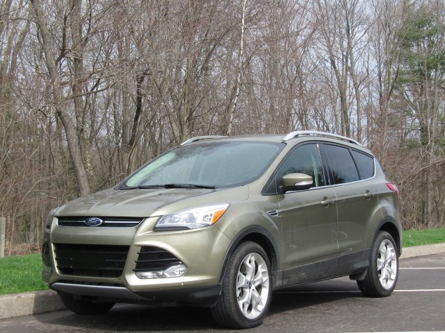 2013 ford escape 2 0 liter ecoboost gas mileage drive report gallery 1 green car reports. Black Bedroom Furniture Sets. Home Design Ideas