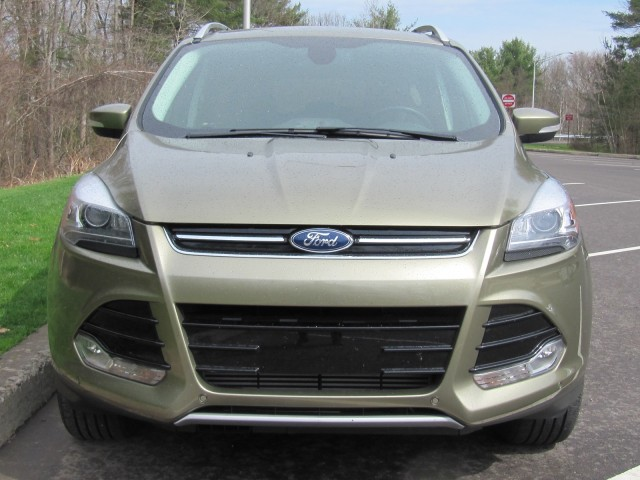 2013 Ford Escape 2 0 Liter Ecoboost Gas Mileage Drive Report
