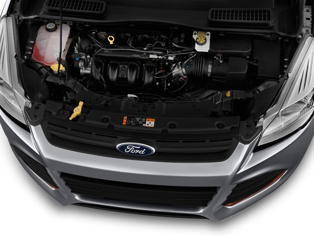 2013 Ford Escape FWD 4-door S Engine #7196782