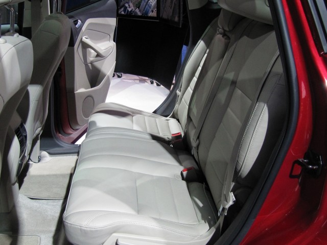 2013 Ford Escape, launched at the Los Angeles Auto Show, Nov 2011 #8764818