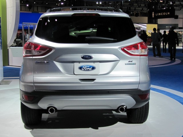 2013 Ford Escape, launched at the Los Angeles Auto Show, Nov 2011 #9865352