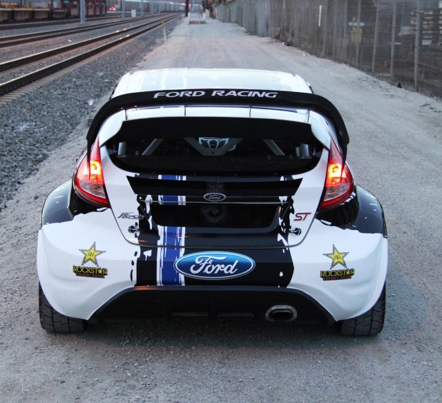 Ford Fiesta ST Heads To Global RallyCross Championship