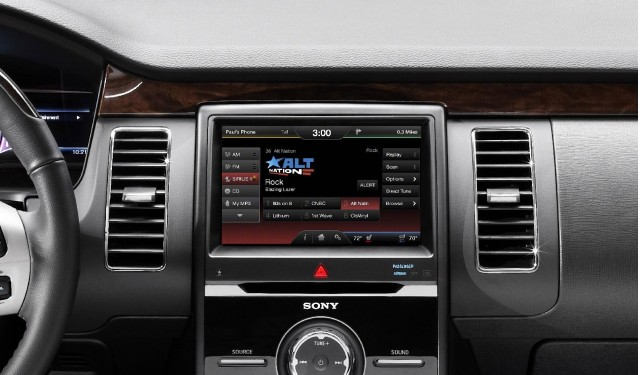2013 Ford Flex - latest version of MyFordTouch #9506606