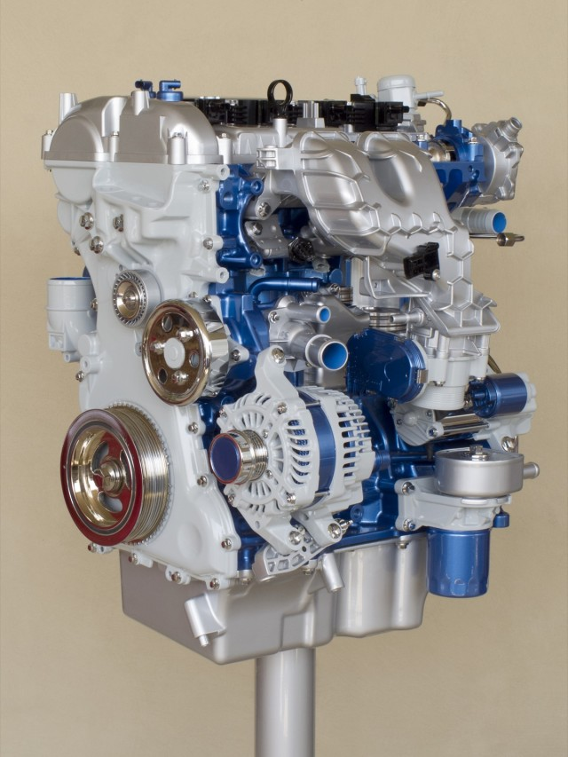 2013 Ford Focus ST - 2.0T EcoBoost engine #8859934