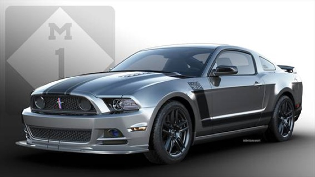 want to win a custom 2013 mustang boss 302 laguna seca. Black Bedroom Furniture Sets. Home Design Ideas