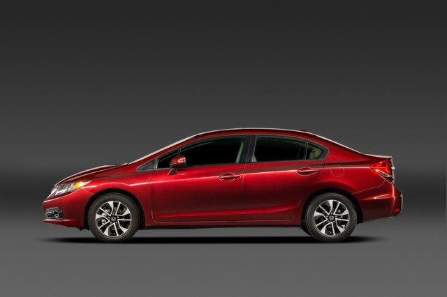 2013 honda civic review ratings specs prices and. Black Bedroom Furniture Sets. Home Design Ideas