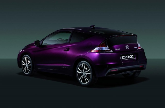 2013 Honda CR-Z (European spec)