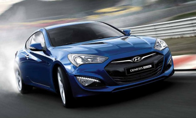 2013 hyundai genesis coupe revealed in new official images gallery 1. Black Bedroom Furniture Sets. Home Design Ideas